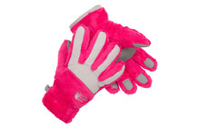 The North Face Denali  gants Enfant Thermal gris/rose